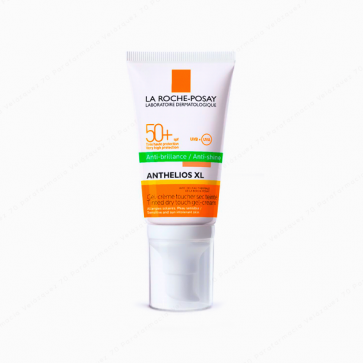 La Roche-Posay ANTHELIOS XL SPF 50+ Gel-Crema Toque Seco con color - 50 ml
