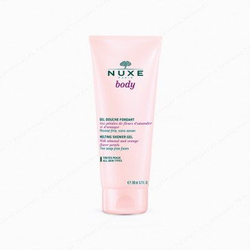 NUXE BODY Gel de Ducha Fundente - 200 ml