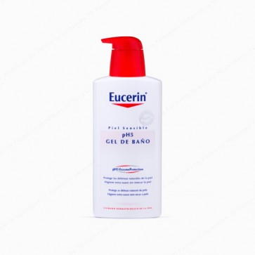 Eucerin® pH5 Skin-Protection Gel de Baño - 400 ml
