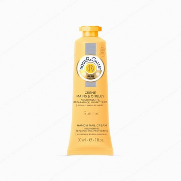 ROGER & GALLET Sublime Or Crema de manos y uñas SPF15 - 30 ml