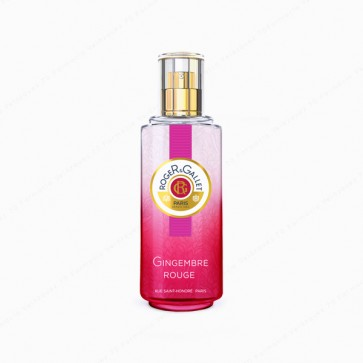 ROGER & GALLET Gingembre Rouge Agua fresca perfumada - 100 ml