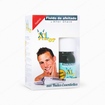 XLor Fluido de Afeitado & After Shave - 30 ml