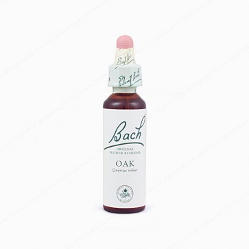 Flores de Bach® Original 22 Oak (Roble) - 20 ml
