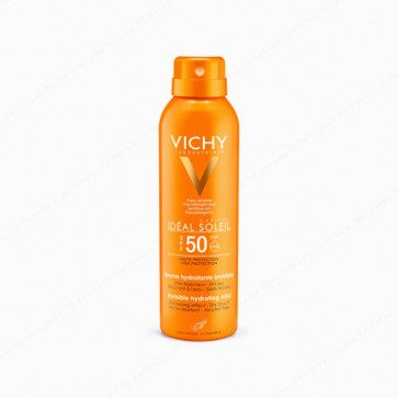 VICHY Ideal Soleil Bruma invisible hidratante SPF 50 - 200 ml