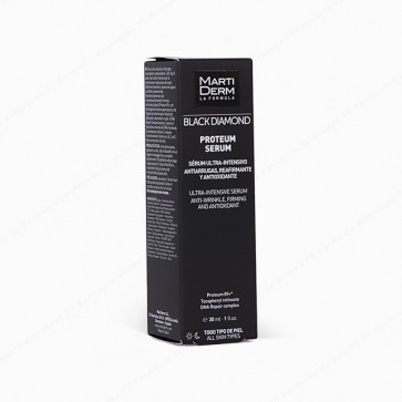 MartiDerm® Black Diamond Proteum Sérum - 30 ml