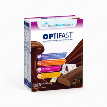 OPTIFAST® Barritas Chocolate - 6 barritas