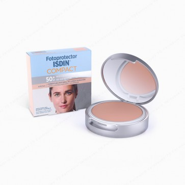 Fotoprotector ISDIN Compact Arena SPF 50+ - 10 gr