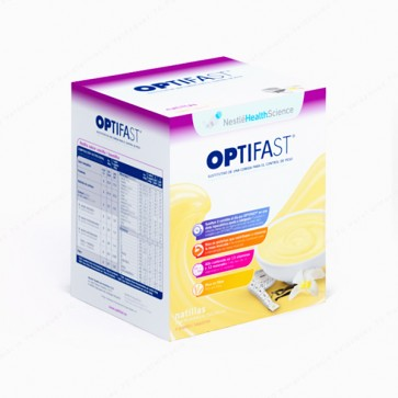 OPTIFAST® Natillas Vainilla - 9 sobres