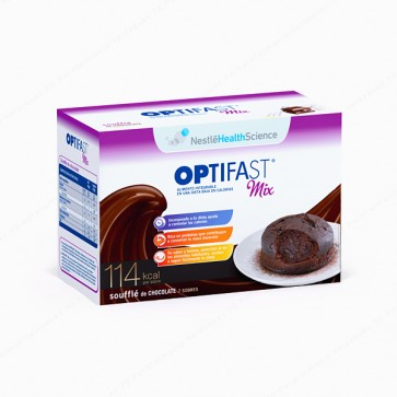 OPTIFAST® MIX Soufflé de chocolate - 7 sobres