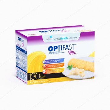 OPTIFAST® MIX Tortilla de queso - 7 sobres