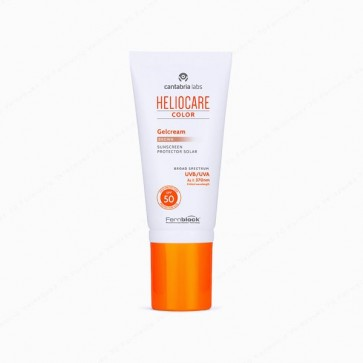 HELIOCARE Color Gelcream SPF 50 Brown - 50 ml