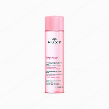 NUXE Very Rose Agua Micelar Calmante 3-en-1 - 200 ml