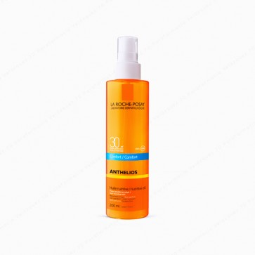 La Roche-Posay ANTHELIOS SPF 30 Aceite Nutritivo Invisible - 200 ml