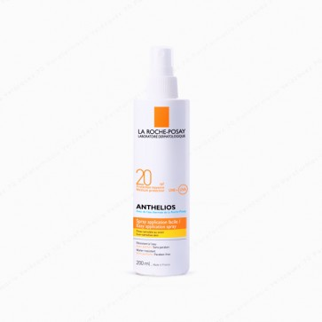 La Roche-Posay ANTHELIOS SPF 20 Spray - 200 ml