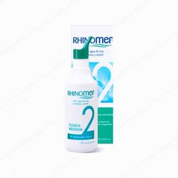Rhinomer Fuerza 2 Media - 135 ml