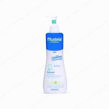 Mustela Babygel - 750 ml