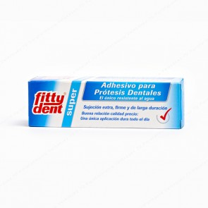 Fittydent Superadhesivo - 20 g