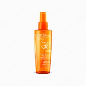 Bioderma Photoderm BRONZ Aceite seco invisible SPF 30 UVA13 - 200 ml
