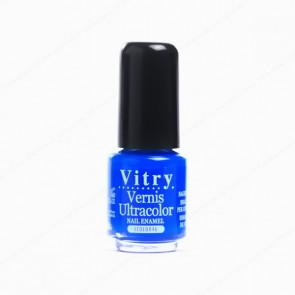 Vitry Esmalte de uñas Ultracolor 46 Bleu Eclatant - 4 ml