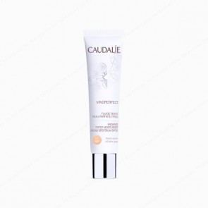 CAUDALIE Vinoperfect Fluido Con Color Piel Perfecta FPS20 Light - 40 ml