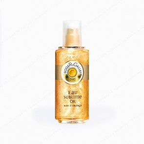 ROGER & GALLET Eau Sublime OR de Bois d' Orange - 100 ml