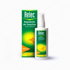 Relec FAMILIAR Repelente de Insectos - 50 ml