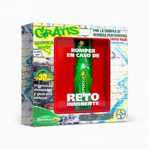 Berocca® Performance sabor frutos rojos + REGALO Berocca® Boost