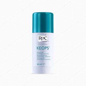 RoC® Keops Desodorante Stick 24h sin alcohol - 40 ml