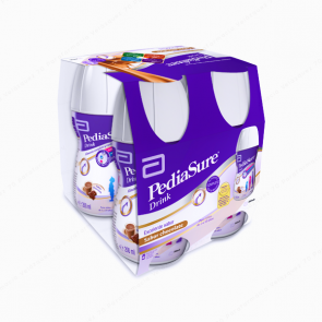 PediaSure® Drink Sabor Chocolate - 4 x 200 ml