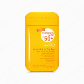 Bioderma Photoderm MAX AquaFluide Pocket Incoloro SPF 50+ UVA24 - 30 ml