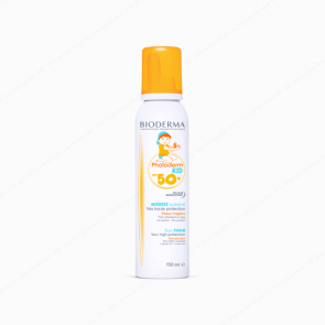 Bioderma Photoderm KID Mousse SPF 50+ UVA39 - 150 ml