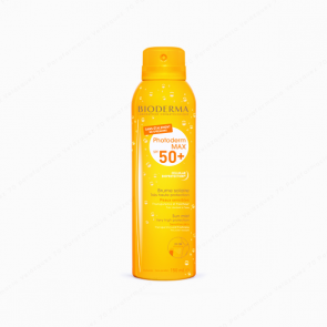 Bioderma Photoderm MAX Brume Solaire SPF 50+ UVA29 Spray transparente - 150 ml