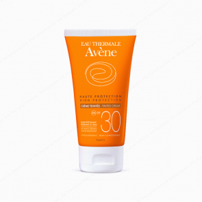 Avene Solar Pieles Sensibles Crema Coloreada SPF 30 - 50 ml
