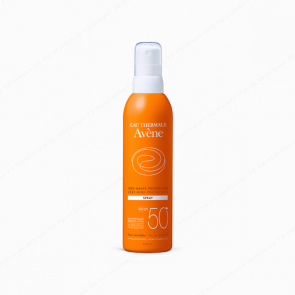 Avene Solar Pieles Sensibles Spray SPF 50+ - 200 ml