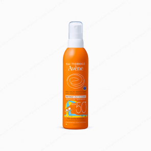 Avene Solar Pieles Sensibles Spray Niños SPF 50+ - 200 ml