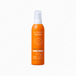 Avene Solar Pieles Sensibles Spray SPF 20 - 200 ml