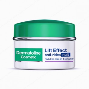 Dermatoline Cosmetic® Lift Effect Antiarrugas Noche - 50 ml