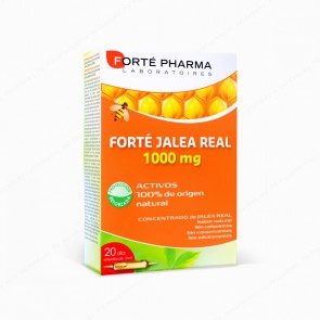 Forté Pharma Forté Jalea Real 1000 mg - 20 ampollas x 10 ml