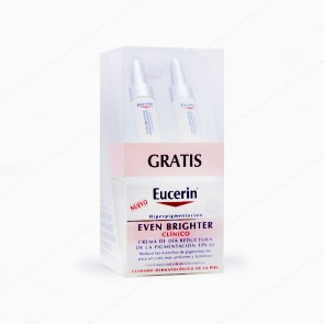 Eucerin® EVEN BRIGHTER Crema de Día FPS 30 - 50 ml + GRATIS 2 ampollas Concentrado - 2 x 5 ml