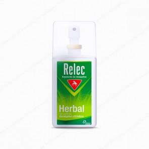 Relec HERBAL Repelente de Insectos - 75 ml