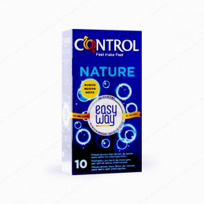 "CONTROL Easy Way ""Nature"" Preservativos - 10 unidades"