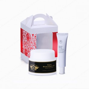 Velázquez 70 Farolillo Navidad Crema Hydra-Forte UV 50 ml + Sérum Lifting 20 ml
