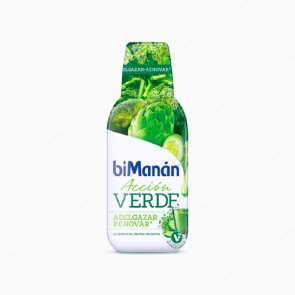 biManán Acción Verde - 500 ml