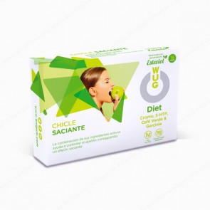 WUG Diet Chicle Saciante - 10 unidades