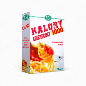 ESI Kalory Emergency 1000 - 24 tabletas