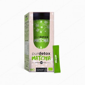 Siken® Form Purdetox Matcha - 14 sticks