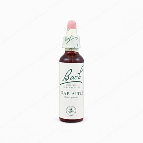 Flores de Bach® Original 10 Crab Apple (Manzano Silvestre) - 20 ml