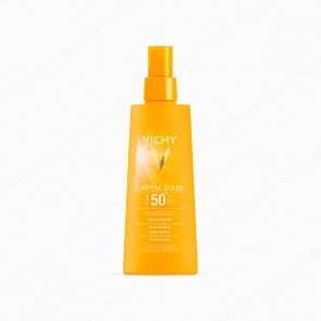 VICHY Ideal Soleil Spray Corporal SPF 50+ - 200 ml
