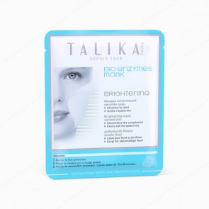 TALIKA Bio Enzymes Mask Brightening - 1 máscara