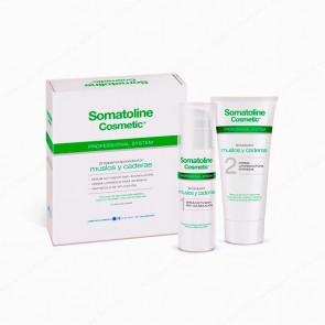 Somatoline Cosmetic® Professional System - Sérum 150 ml + Crema Liporeductora Intensiva 200 ml